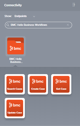 BMC Helix Business Workflows activities