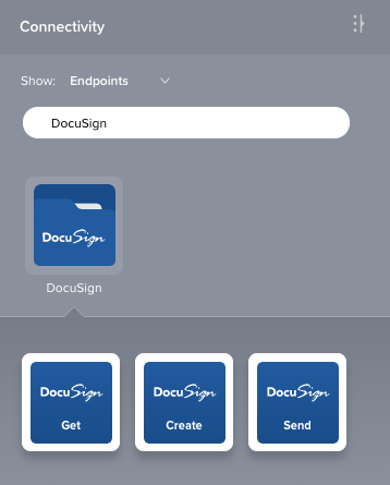 DocuSign endpoint