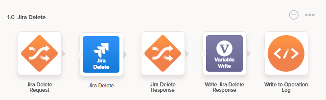 Jira delete operation
