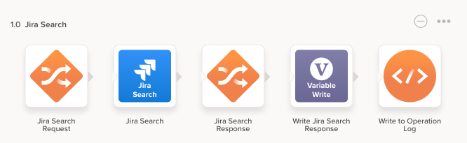 Jira Search operation